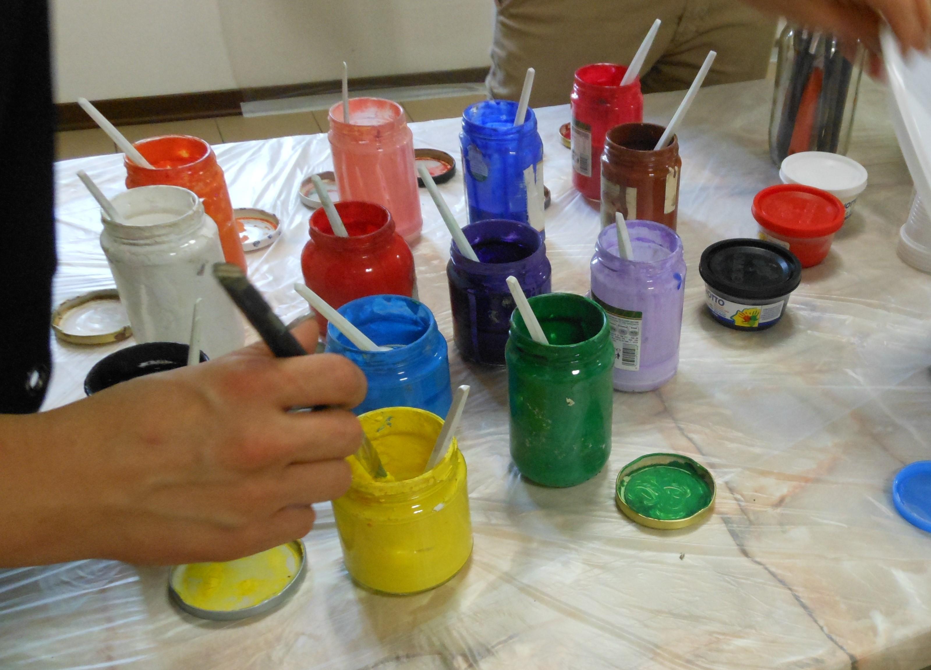 Arteterapia ad Arcugnano. Atelier per adulti