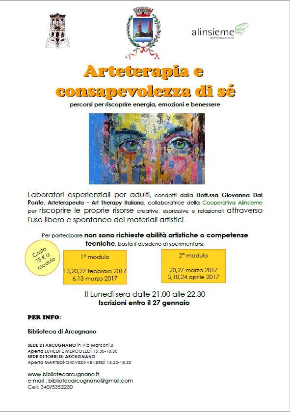 Arteterapia Arcugnano