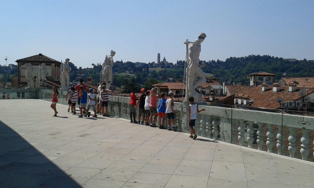 Esperienze forti con Alinsieme a Vicenza